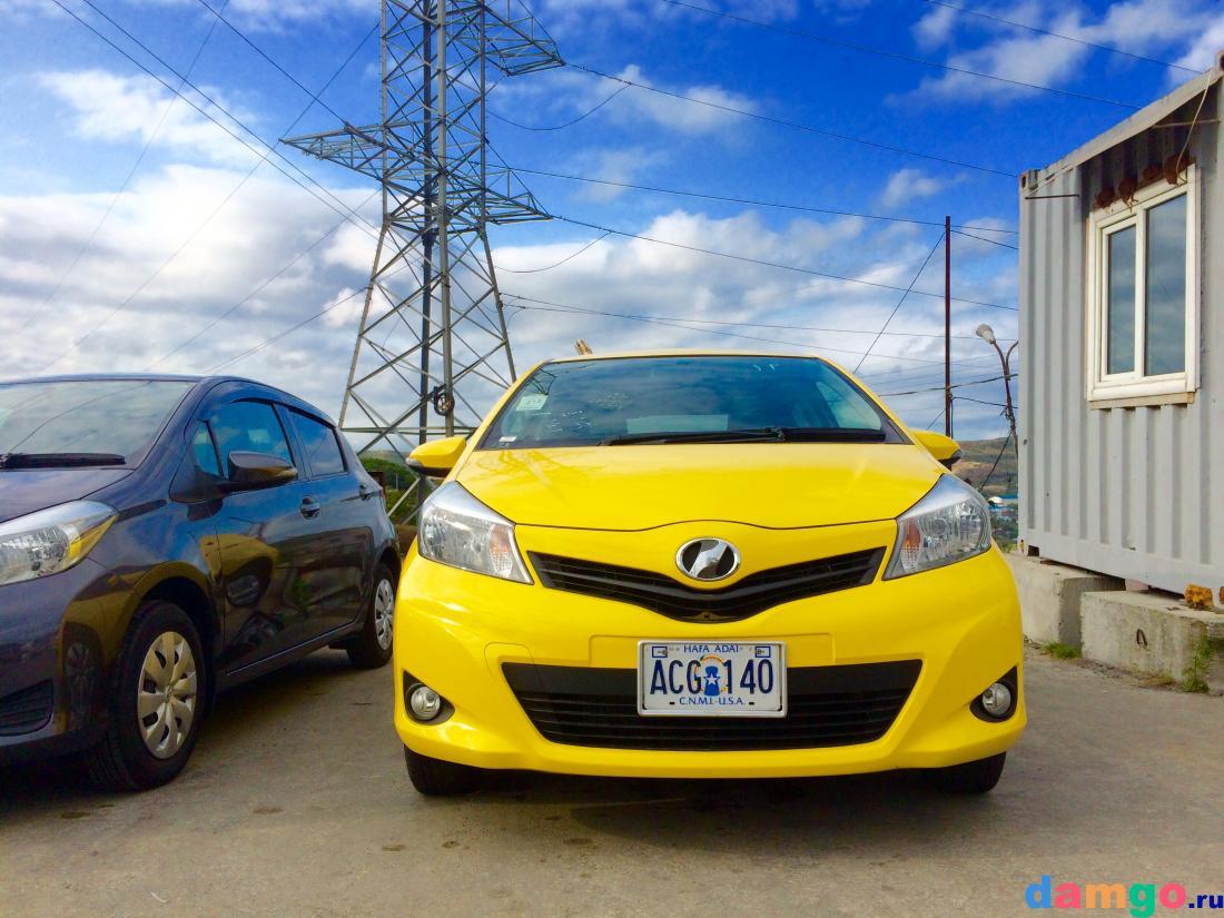 Toyota Vitz, 46000 км, цена 515000 руб.