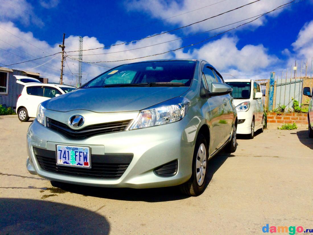 Toyota Vitz, 29000 км, цена 455000 руб.