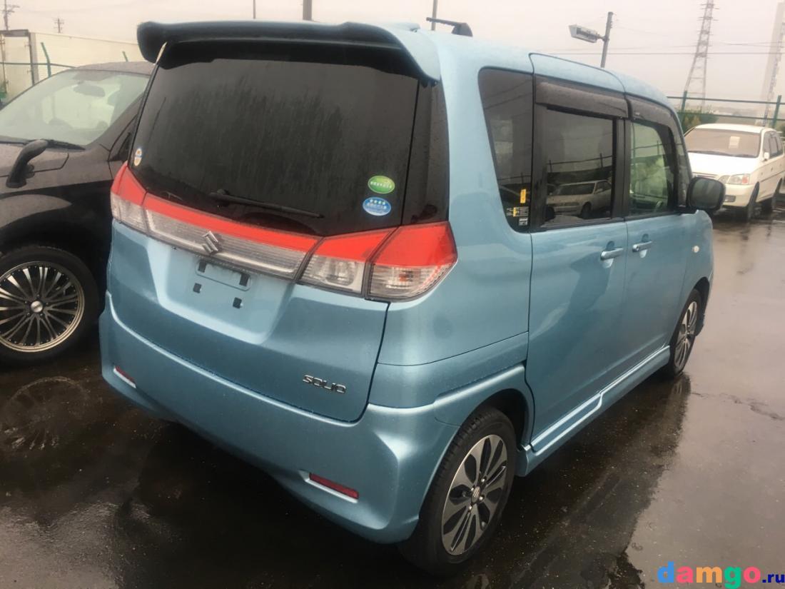 Suzuki Solio, 33000 км, цена 465000 руб.