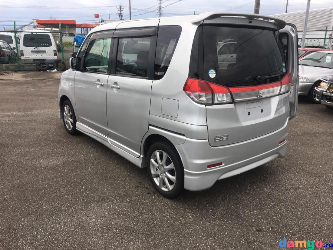 Mitsubishi Delica, 45000 км, цена 445000 руб.
